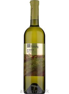 Víno Ratuzky Za domom cuvée 2019