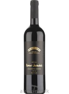 Zámocké vinárstvo Šimák Pezinok Edícia Roman Janoušek Frankovka modrá 2016