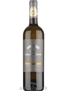 Zámocké vinárstvo Šimák Pezinok Edícia Roman Janoušek Rizling vlašský 2018 neskorý zber