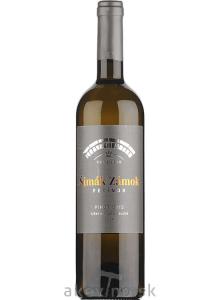 Zámocké vinárstvo Šimák Pezinok Pinot gris 2019 výber z hrozna