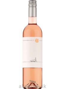 Chateau Rúbaň Cabernet Sauvignon rosé sparkling 2019 polosuché