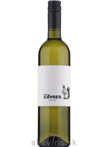 Víno z dvora Devín 2019 bobuľový výber polosladké