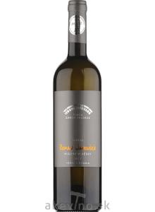 Zámocké vinárstvo Šimák Pezinok Edícia Roman Janoušek Rizling vlašský 2017 výber z hrozna