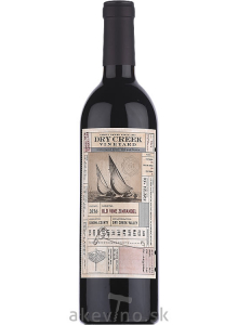 Dry Creek Old Vine Zinfandel 2016
