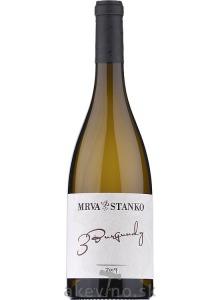Mrva & Stanko 3 Burgundy 2019 akostné značkové