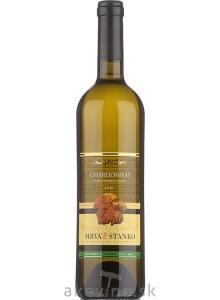 Mrva & Stanko Chardonnay 2019 výber z hrozna (Čachtice)