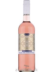 Repa Winery Jeruzalem Pinot noir rosé 2019 akostné odrodové polosuché
