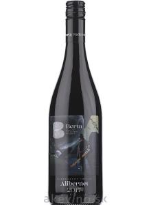 Vinárstvo Berta Winemakers Choice Alibernet 2017 akostné odrodové