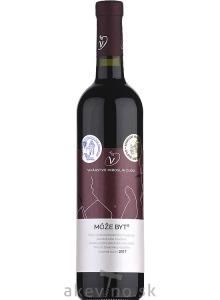 Víno Dudo Móže byt 2017 akostné značkové