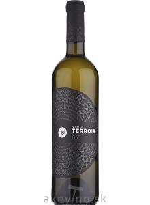 Víno Nichta TERROIR Devín 2018 akostné odrodové