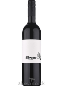 Víno z dvora Dunaj 2018 screw cap