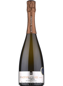 Repa Winery Sekt Pinotype cuvée Blanc de Blancs brut nature