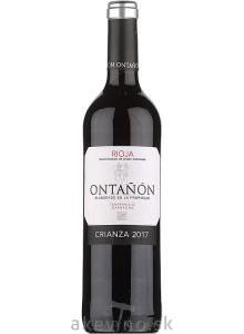 Bodegas Ontaňón Rioja Crianza 2017