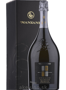 Le Manzane Prosecco Superiore DOCG brut 1.5L magnum