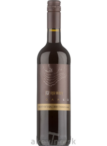 Repa Winery Modrý Portugal OAKED 2019 akostné odrodové