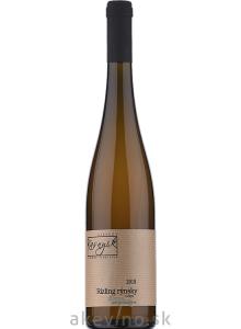 Rodinné vinárstvo Kasnyik Rizling rýnsky 4 days 2018