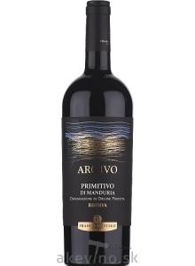 Le Vigne di Sammarco Argivo Primitivo di Manduria DOP 2012