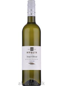 Myslík Winery Irsai Oliver 2020 polosuché