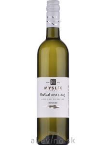 Myslík Winery Muškát Moravský 2020 polosuché