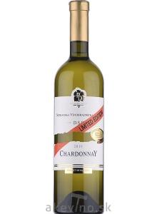 PD Mojmírovce Chardonnay Limited Edition 2019 akostné odrodové