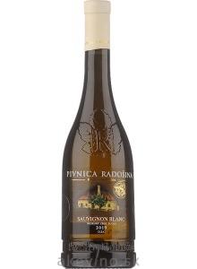 Pivnica Radošina Sauvignon blanc 2019 neskorý zber
