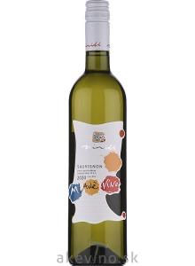 Vinidi Mladé víno Sauvignon 2020 neskorý zber