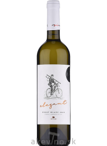 Vinidi Pinot blanc Elegant 2019 výber z hrozna