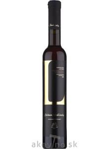 Chateau Topoľčianky Frankovka modrá rosé 2018 ľadové víno sladké 0.375l