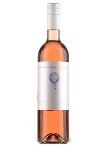 Chateau Rúbaň Cabernet Sauvignon rosé sparkling 2017 akostné odrodové polosuché