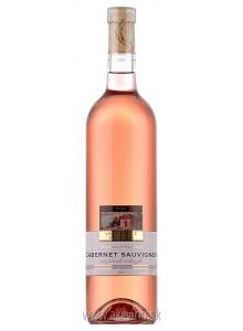 Chowaniec & Krajčírovič Cabernet Sauvignon rosé 2018 neskorý zber polosuché
