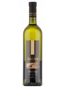Chowaniec & Krajčírovič Chardonnay 2017 neskorý zber
