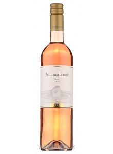Elesko Petit Merle rosé 2017 akostné značkové polosuché