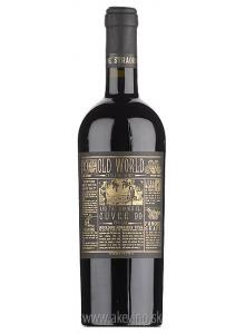Giordano vini Old World 99 Appassimento Puglia IGT 2016 Golden edition