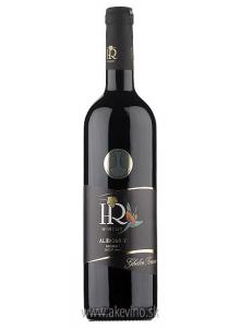 HR Winery Alibernet 2016 neskorý zber barrique