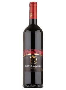 HR Winery Cabernet sauvignon 2015 výber z hrozna barrique