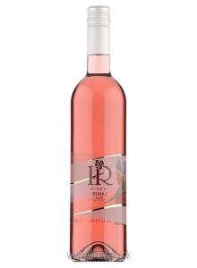 HR Winery Dunaj rosé 2018 polosladké