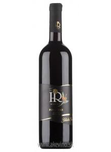 HR Winery Pinot Noir 2016 výber z hrozna barrique