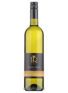 HR Winery Rizling rýnsky 2017 akostné odrodové