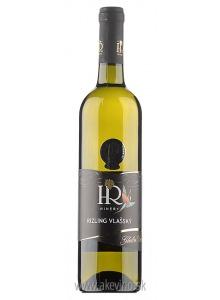 HR Winery Rizling vlašský 2017 výber z hrozna