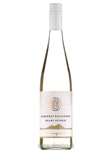 JM Vinárstvo Doľany Cabernet sauvignon Blanc de noir 2018