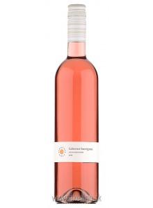 Karpatská perla Cabernet Sauvignon rosé 2018 polosladké