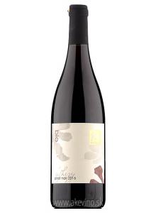 Mátyás Pinot Noir BIO 2016 akostné odrodové