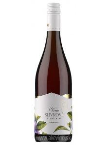 Miluron Slivkové víno sladké