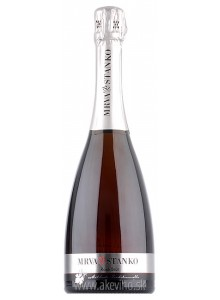 Mrva & Stanko Sekt Rosé Brut 2016
