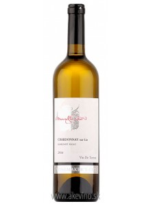 Mrva & Stanko Winemaker's Cut Chardonnay sur lie 2016 neskorý zber (Kamenný Most)
