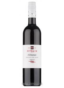 Myslík Winery Alibernet 2018