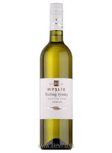 Myslík Winery Rizling rýnsky 2018