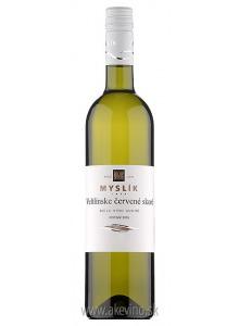 Myslík Winery Veltlínske červené skoré 2018