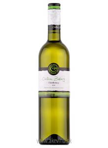 Pavelka Chateau Zumberg Chardonnay 2018 akostné odrodové