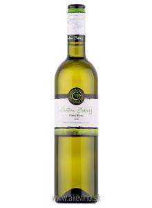 Pavelka Chateau Zumberg Pinot Blanc (Rulandské biele) 2018 akostné odrodové